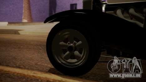 GTA 5 Albany Franken Stange IVF pour GTA San Andreas sur la vue arrière gauche