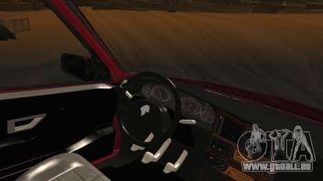 Ikco Arisun pour GTA San Andreas vue de droite