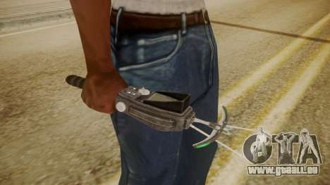 GTA 5 Detonator pour GTA San Andreas troisième écran