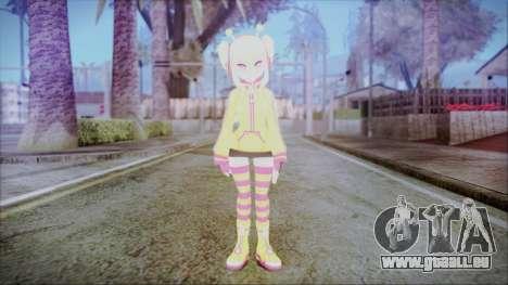 Spika [Pangya] für GTA San Andreas zweiten Screenshot