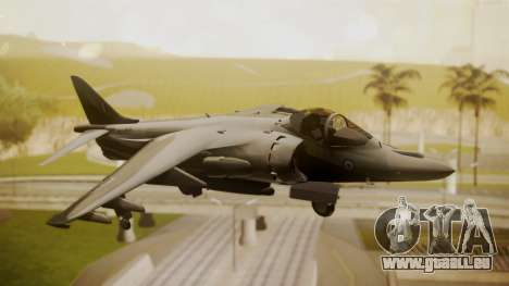 AV-8B Harrier Hellenic Air Force HAF pour GTA San Andreas