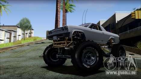 GTA 5 Cheval Marshall für GTA San Andreas
