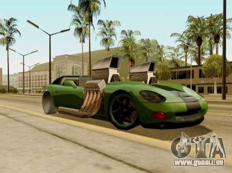 Banshee Twin Mill III Hot Wheels pour GTA San Andreas