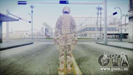 CODE5 India pour GTA San Andreas troisième écran