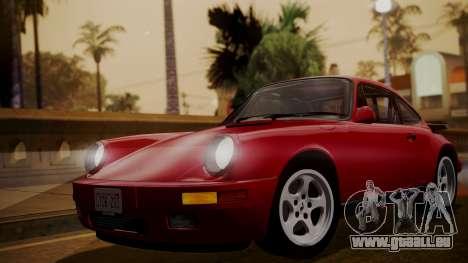 La RÉPUTATION la RÉPUTATION la RÉPUTATION Ctr ye pour GTA San Andreas sur la vue arrière gauche