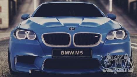 BMW M5 F10 Stock Single für GTA San Andreas