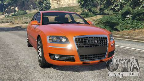 Audi A8 v1.1 für GTA 5