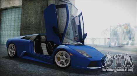 Lamborghini Murcielago 2005 Yuno Gasai HQLM für GTA San Andreas