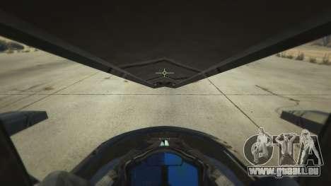 Batwing pour GTA 5