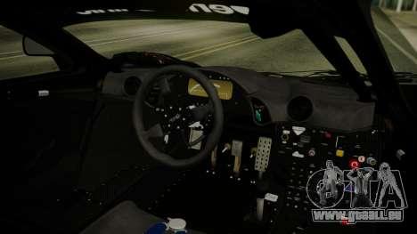 McLaren F1 GTR 1998 Loctite für GTA San Andreas rechten Ansicht
