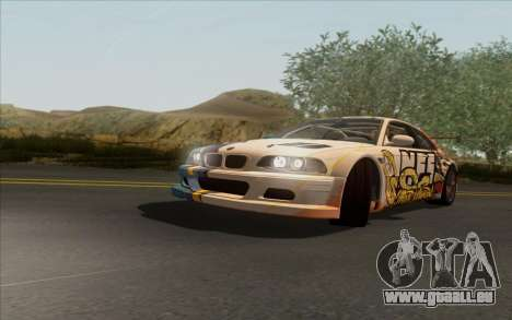Amazing Graphics für GTA San Andreas fünften Screenshot