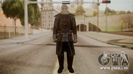 Boyar Knight - 17th Century pour GTA San Andreas deuxième écran