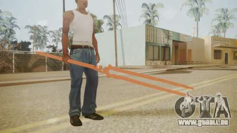 Spear of Longinus für GTA San Andreas