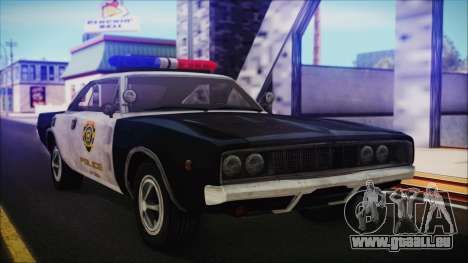 Police Car R.P.D. from RE 3 Nemesis pour GTA San Andreas
