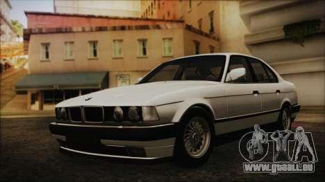BMW 7-er E32 Stock für GTA San Andreas