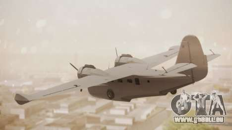 Grumman G-21 Goose Paintkit pour GTA San Andreas laissé vue