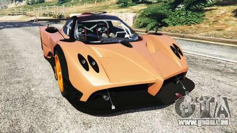 Pagani Zonda R v0.9 pour GTA 5