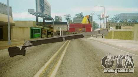 GTA 5 Rifle für GTA San Andreas zweiten Screenshot