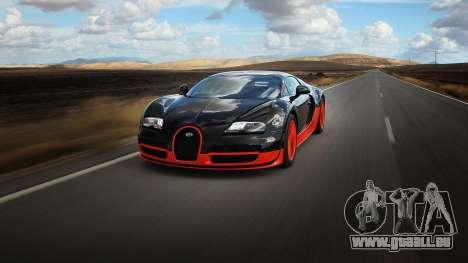 Sportcars Loadscreens für GTA San Andreas dritten Screenshot