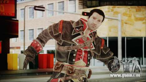 Shay Patrick Cormac - Assassins Creed Rogue pour GTA San Andreas