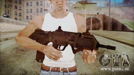 MSBS pour GTA San Andreas troisième écran