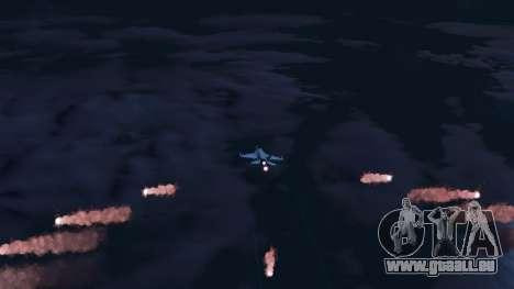 GTA 5 Wärme fallen für Lazer dritten Screenshot