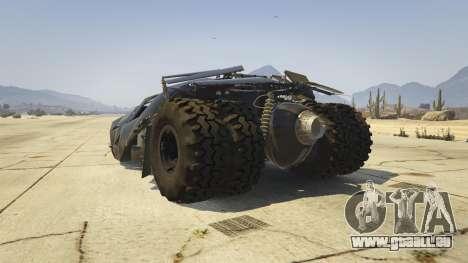 The Tumbler pour GTA 5
