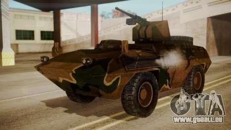 KM900 (Fiat Type 6614) für GTA San Andreas