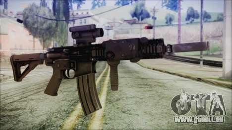 MK18 SEAL pour GTA San Andreas