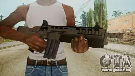 GTA 5 Combat Shotgun für GTA San Andreas