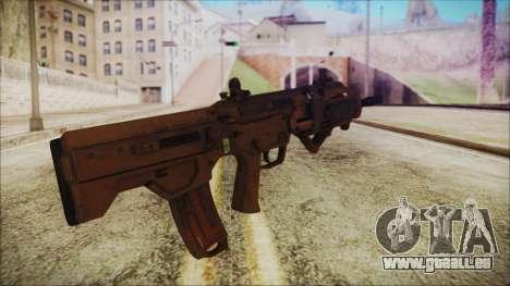 MSBS pour GTA San Andreas deuxième écran