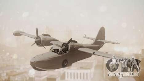 Grumman G-21 Goose Paintkit pour GTA San Andreas