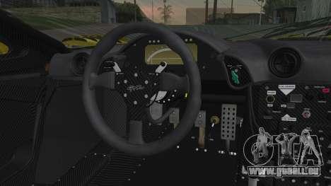 McLaren F1 GTR 1998 Parabolica für GTA San Andreas rechten Ansicht
