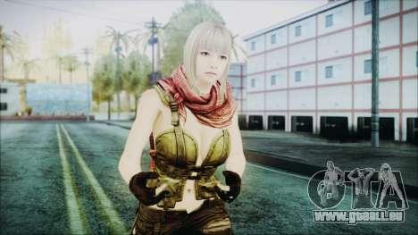 Mila from Counter Strike für GTA San Andreas