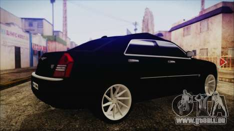 Chrysler 300С Unalturan für GTA San Andreas linke Ansicht