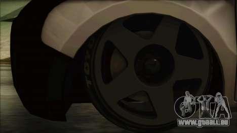 Peugeot Bipper für GTA San Andreas rechten Ansicht