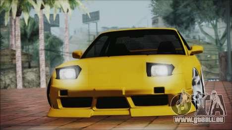 Nissan Onevia Type-X pour GTA San Andreas