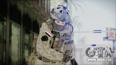 CODE5 Afghanistan pour GTA San Andreas