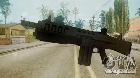 GTA 5 Combat Shotgun für GTA San Andreas zweiten Screenshot