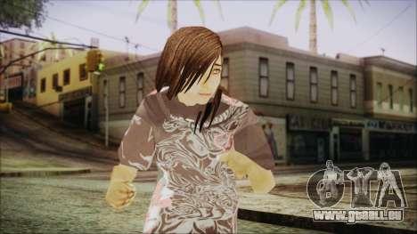 Home Girl Chola 3 pour GTA San Andreas