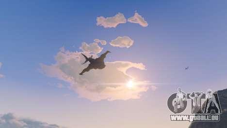 GTA 5 Batwing dixième capture d'écran