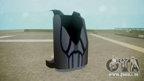 GTA 5 Parachute für GTA San Andreas zweiten Screenshot