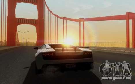 Amazing Graphics für GTA San Andreas achten Screenshot