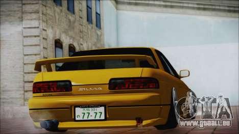 Nissan Onevia Type-X pour GTA San Andreas laissé vue