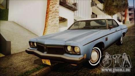 Oldsmobile Delta 88 1973 Final pour GTA San Andreas
