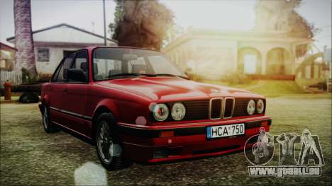 BMW M3 E30 Sedan pour GTA San Andreas