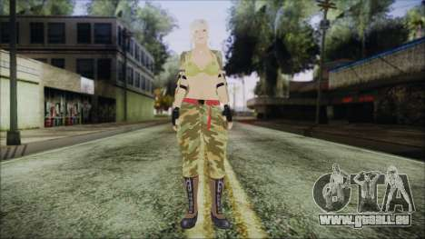 Home Girl Camo für GTA San Andreas zweiten Screenshot