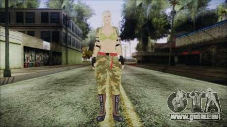 Home Girl Camo für GTA San Andreas zweiten Screenshot