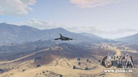 GTA 5 Batwing sixième capture d'écran