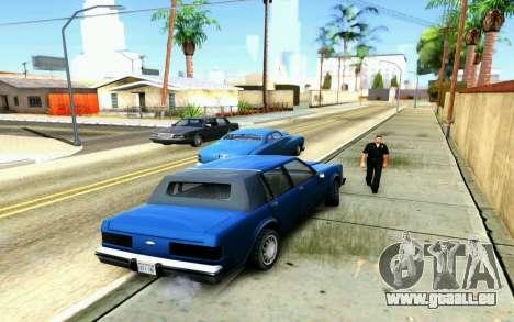 ENB for Medium PC pour GTA San Andreas cinquième écran